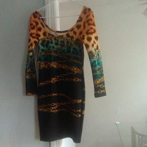 Fall dress  by Nicki Minaj